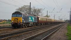 Northern Belle (paul_braybrook) Tags: york diesel glasgow railway trains railtour northyorkshire copmanthorpe drs class57 belmond 57306 northernbelle