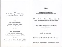 Churchill Room, House of Commons, The Palace of Westminster, Westminster, London (Alwyn Ladell) Tags: london westminster menu housesofparliament houseofcommons thepalaceofwestminster sw1a0aa churchillroom bournemouthinbloom