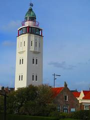 Leuchtturm von Harlingen (Priska B.) Tags: holland nl friesland leuchtturm harlingen niederlanden