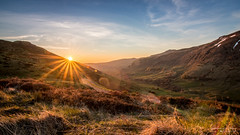 Cantal [15] #Explored (Iorraine_) Tags: soleil hdr rayons cantal