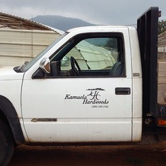 I mistakenly referred to #hamakua hardwoods... (AndersonAndersonArchitecture) Tags: urban forestry timber waimea bigisland sawmill hawaiii hamakua salvager uploaded:by=flickstagram kamuelahardwoods instagram:photo=9769320603727489751287363409