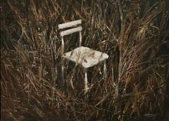 Abandono 2 (ca.chezmay) Tags: óleos pinturas casm sillas ausencias arte