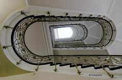 Treppenhaus II (petra.foto busy busy busy) Tags: canon hamburg architektur treppenhaus kontorhaus fotopetra