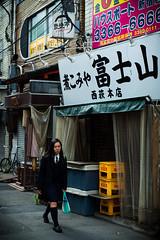 cole buissonire (www.danbouteiller.com) Tags: japon japan japanese japonais japonaise people girl teen woman fille schoolgirl tokyo jiyugaoka nakano city ville urban photoderue photo de rue street streetscene streetlife streets streetshot restaurant asian asia asiatique canon canon5d eos 5dmk2 5d 50mm 50mm14 5d2 5dm2 uniform socks