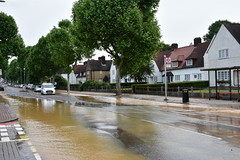 Burst Water Main 3 (John A King) Tags: eltham burstwatermaininwellhallroad