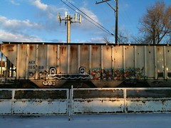 cold train (kelly goosecock) Tags: uk pink blue yards baby snow black art look wall by kids bar train myself fun graffiti hawaii climb living is colorado kill day all heart you guess who earth pipe some like can have company charlie every cover e hate ugly what even te hop bling did really bang coa sheen ultra has posse winning cme busu oera uglykids endr peonu endr88