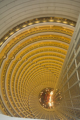Grand Hyatt Floors (codeshop) Tags: china shanghai pudong grandhyatt jinmaotower grandhyattshanghai