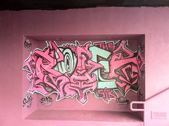 ROAES (Easeduzit) Tags: street urban streetart newmexico santafe art graffiti mural tag tags production hiphop spraypaint piece aerosol tagging tnr aerosolart legal tyo nf handstyle sik