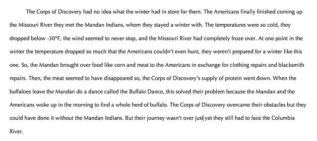 Nitasha Body Paragraph #2