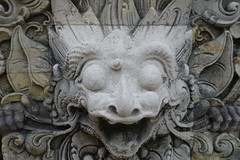 Boo! (Keith Mac Uidhir  (Thanks for 4m views)) Tags: bali sculpture castle face statue stone indonesia asian religious island temple grey asia asien buddha buddhist south religion gray culture buddhism palace east relief asie ornate  statuary hindu indonesian templo aasia asya  hindi indonesi indonesien ubud intricate balinese azia tempio azi  sia indonsia  indonsie    chu indonezja      endonezya   zsia  indonesya  indonzia indonezia     indunisia