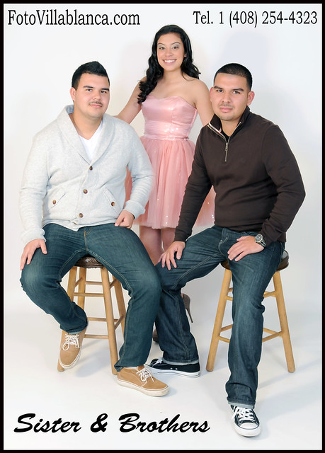 Kids Teens High School Senior Family Portraits San Jose California Photo Studio