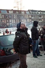 Coke&zuipie aan de plas (RandyRuijter) Tags: house david ice netherlands beer 50mm dj 14 skating bbq randy 5d plas plaatjes gluhwein mark2 draait bergse ruijter seutek vunk