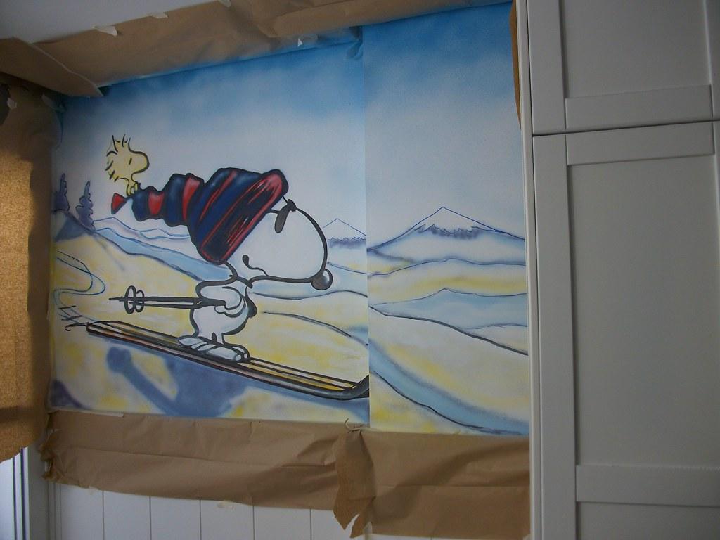 Pintura infantiles murales infantiles pintura decorativa - Pintar murales infantiles ...