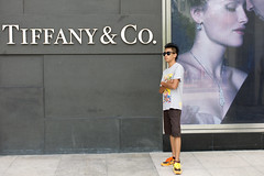 Tiffany & Co & Him (* Hazman Zie *) Tags: leica 50mm f14 explore summilux asph m9 summilux50mm leicam9