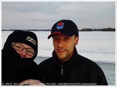 * (Dit is Suzanne) Tags: lake netherlands meer iceskating nederland m asics paterswoldsemeer schaatsen haren cska   toertocht natuurijs  paterswoldermeer views150 ditissuzanne    samsunggalaxygio 11022012 201202111617schaatsen