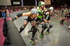 20120211.LADD-Bionic_0671 (Axle Adams) Tags: sports rollergirls skaters derby skates ladd dollfactory losangelesderbydolls teambionicrollerderby