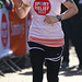 Melanie Chisholm, aka Mel C Sainsbury's Sport Relief Mile 2012 - London