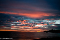 Sunset in Fremantle (Pat Charles) Tags: sky cloud sun beach nikon 1001nights fremantle westernaustralia wow1 wow2 1001nightsmagiccity
