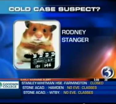 Hamster Suspect