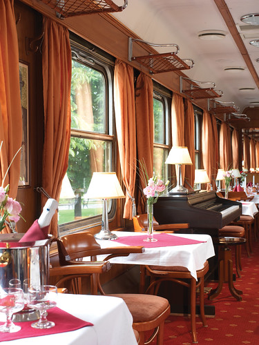 Danube Express - lounge car