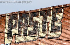 PASTE EE (Hunter Photography !) Tags: rooftop graffiti la losangeles paste roller ee paster