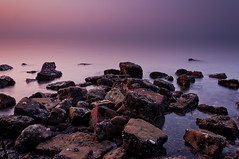 Calm sea (Alja Vidmar | ADesign Studio) Tags: longexposure sea tripod sherpa 200r velbon ndfilter nd8x