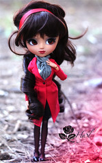 Cassandra (HyS) Tags: doll coconut tan lips cassandra groove pullip batgirl custom limited marrone obitsu rewigged rechipped hysl