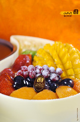 Fruits Cake [1/4] (Fahad Al-Robah) Tags: food fruits cake fruit candy propaganda commercial  cauterizing    bcake