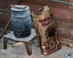 Grain Barrel and Bag (highpocket) Tags: casio exilim exf1