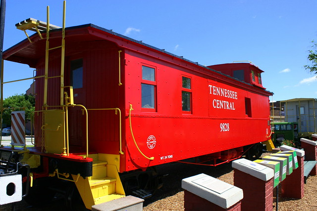 Tennessee Central Caboose