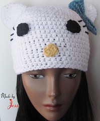 "Crochet Kitty Hat • <a style=""font-size:0.8em;"" href=""http://www.flickr.com/photos/66263733@N06/6913873001/"" target=""_blank"">View on Flickr</a>"