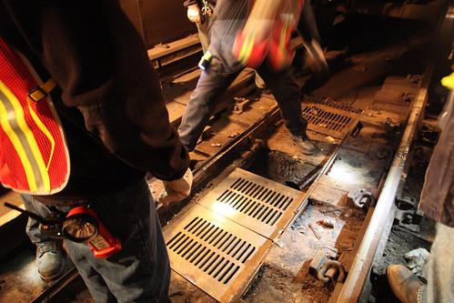 subway maintenance fastrack
