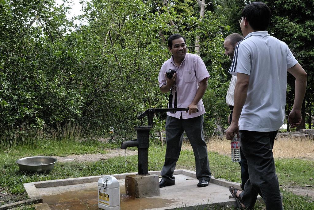 Reservoir d'eau