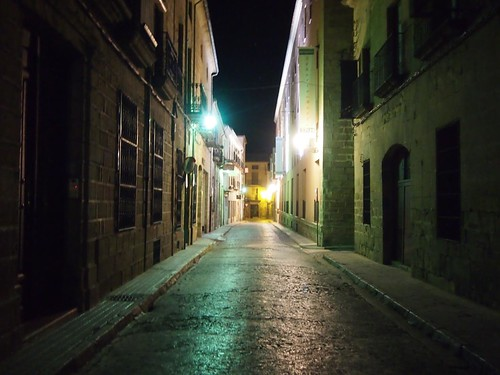 The Streets of Baeza
