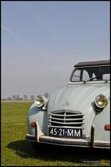 45-21-MM (wimlex-nl) Tags: auto old tractor classic sahara frank rotterdam 4x4 citroen az land 2cv exclusive dreamcar gemert hensen wimlex amarkt droomauto
