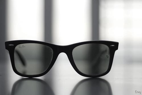 blackandwhite glasses rayban