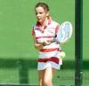 "Maria de la Plaza 2 alevin femenino campeonato provincial menores 2012 real club padel marbella • <a style=""font-size:0.8em;"" href=""http://www.flickr.com/photos/68728055@N04/6973413000/"" target=""_blank"">View on Flickr</a>"