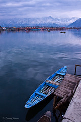 Blue Hour | Dal Lake | Himalaya on winter |_AJP9618 (azj68@yahoo.com | +6 0138895959) Tags: blue winter red india mountain lake snow kids boat cool tajmahal kashmir srinagar himalaya snowwhite masjid ais shikara salji tasik azman dallake pahalgam kanakkanak beku budakbudak azmanjumat tasikdal