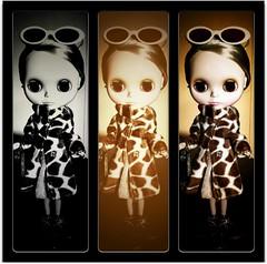 On TBT: Vintage Ginger Grey (BaD 9/11/14 ~ Jackie O' Couture)