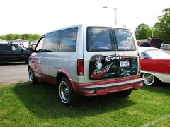 ASTRO's VAN (richie 59) Tags: usa chevrolet america us spring automobile gm unitedstates astro chevy chrome vehicle vans newyorkstate van minivan oldcar oldtruck oldcars rhinebeck automobiles carshow taillights taillight 2012 backend nystate dutchesscounty generalmotors customcars hudsonvalley chevytruck oldvan motorvehicles rhinebeckny oldchevytruck customvan oldtrucks silvertruck oldchevy astrovan americantruck midhudsonvalley dutchesscountyny chevytrucks chevyvan gmtrucks gmtruck chevroletastro chevyastro ustrucks usvan ustruck americantrucks oldchevys americanvan oldchevytrucks silvervan oldminivan richie59 may2012 1987chevyvan oldchevyvan 1980strucks 1980struck rhinebeckcarshow may52012 1987chevyastro