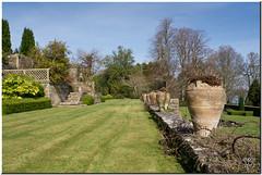 Plas Newydd terraced garden (Maria-H) Tags: uk wales garden panasonic terraced anglesey plasnewydd gh2 14140 dmcgh2