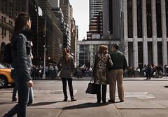 nyc couple (otacon4130) Tags: street new york city nyc newyorkcity people digital zeiss town mood manhattan streetphotography lifestyle moment capture jasonlee ze shallowdof lfe otacon canon5dmarkii