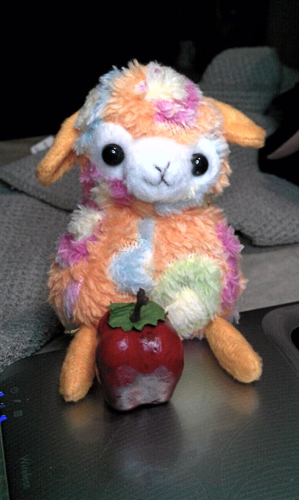 Amigurumi Alpacasso : The world s best photos of llama and plush flickr hive mind