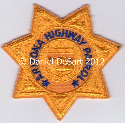 Arizona Highway Patrol (Badge Patch)
