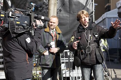 TV2-teamet med Nils Gunnar Lie