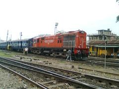 WDM3A 16739R (New Guwahati) NFR (Abhinav (The Ludhiana Edition)) Tags: new ngc ram bikaner guwahati bme dmw alco bkn dbr ghy daulat barmer wdm3a