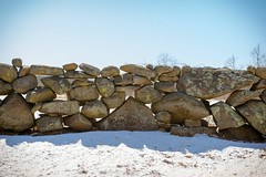 Stone Wall in Winter - Chilmark (Massachusetts Office of Travel & Tourism) Tags: winter snow nature stone wall rural outdoors island capecod massachusetts marthasvineyard chilmark