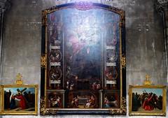Bordeaux, Gironde: église Sainte Croix (Marie-Hélène Cingal) Tags: france church 33 bordeaux iglesia chiesa église sudouest aquitaine gironde églisesaintecroix