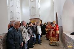 43. Paschal Prayer Service in Svyatogorsk / Пасхальный молебен в соборном храме г. Святогорска