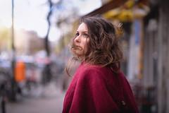 (alexandrabidian1) Tags: street city portrait berlin girl beautiful kreuzberg germany photography nikon photoshoot outdoor sister goodbye fullframe d800 photooftheday picoftheday maybachufer portraitlovers